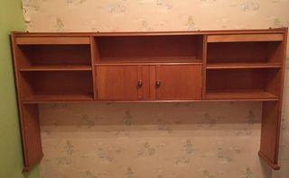 Mueble dormitorio infantil en madera