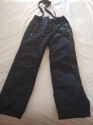 vendo pantalon esquí