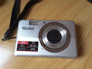 CAMARA DE FOTOS DIGITAL ROLLEI COMPACTLINE 350