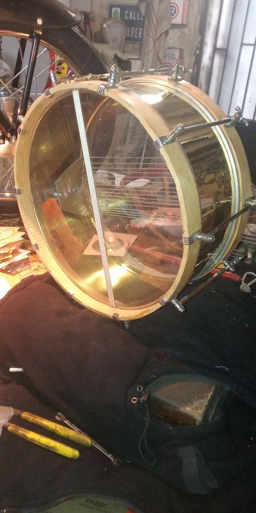 tambor de 40