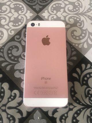iPhone SE solo piezas