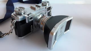 Carl Zeiss Jena Stereo Lens
