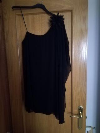 97b4d50e1 Vestido de fiesta corto de segunda mano en Teruel en WALLAPOP