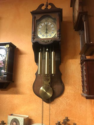 Reloj de pared antiguo altex