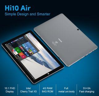 Tablet WINDOWS 10 PREMIUM 4GB Ram + 64GB Quad-Core