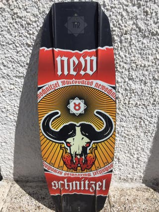 Tabla wakeboard new schnitzel