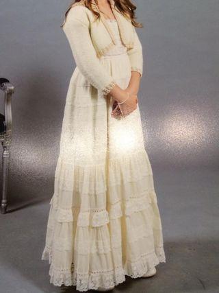 Vestido de Comunión Charo Ruiz