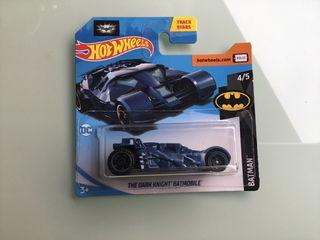 Hot wheels The Dark Knight Batmobile
