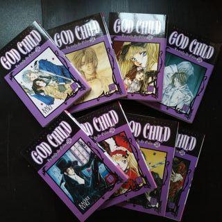 Mangas GOD CHILD