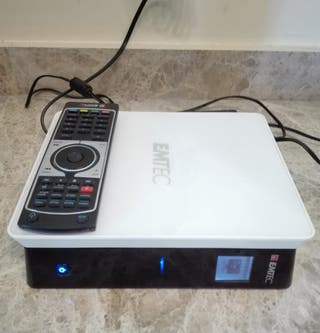 Reproductor multimedia EMTEC CUBE S800