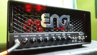 ENGL E606 Ironball Head 20/5/1 watts + Pedalera Z4