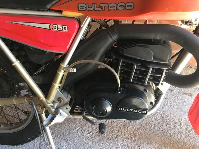 Bultaco sherpa 199 350cc de segunda mano por 1 150 € en Girona en