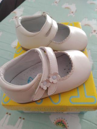 Zapatos bebè