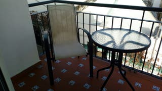 Juego mesa para exterior