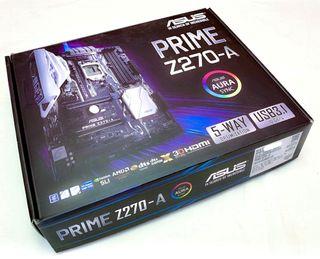 Placa Base Asus PRIME Z270-A