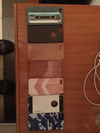 Fundas del iPhone 5