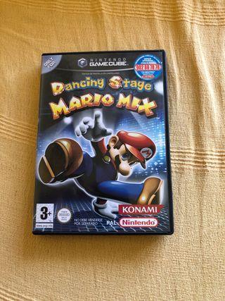 Juego gamecube Mario mix