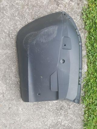 Para BMW K 1600 tapa maleta lateral izquierda