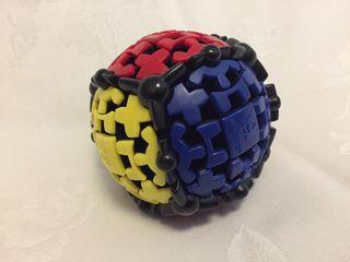 Gear Ball - Cubo De Engranajes - Magic Cube