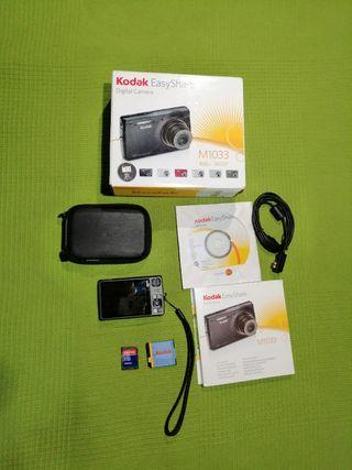 Camara Kodak semiprofesional