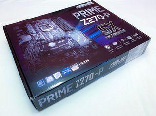 Placa Base Asus PRIME Z270-P