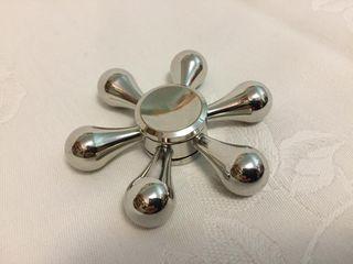 Fidget Spinner Hexagonal Metal - EDC Toys