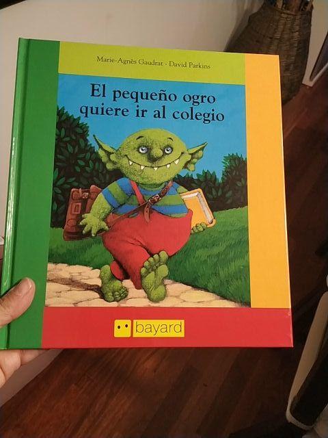 dos libros de lectura a partir de tres años