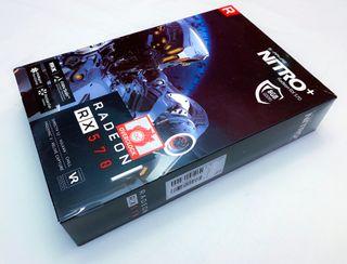 Tarjeta gráfica Sapphire Nitro+ RX570 8GB GDDR5