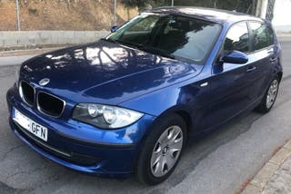 BMW SERIE 118 DIESEL AÑO 2008