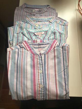 Camisas Gocco talla 4 años
