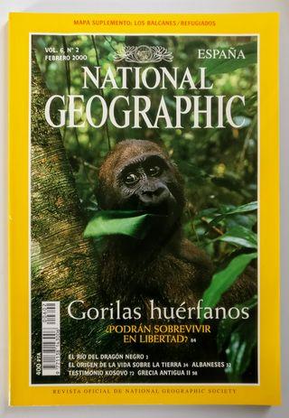 Revista: National Geographic (Febrero 2000)