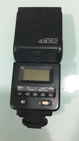 Flash Canon 430EZ