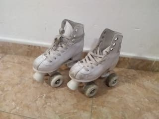 patines botas de patinaje artístico
