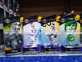 Disney Infinity Figuras 1