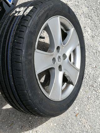 Llanta neumático