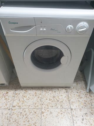 oferta lavadora aspes de 6kg 90€ con garantía