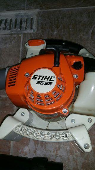 STIHL BG-86 C Soplador-recogedor