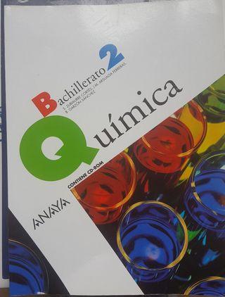 libros de química y biología