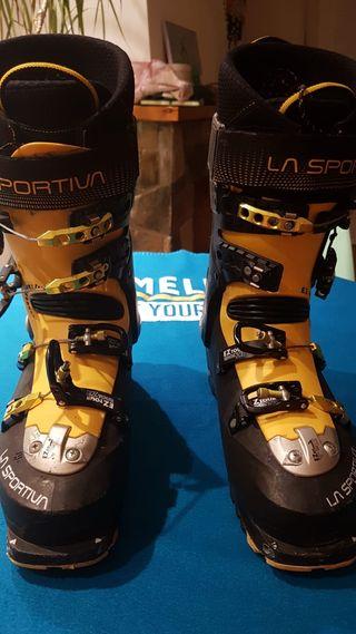 Botas esquí de montaña Skimo travesía