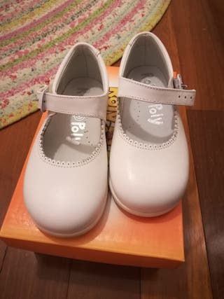 Merceditas blancas T24