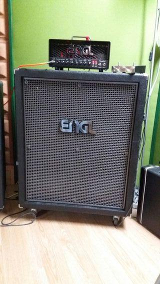 ENGL Pantalla 4x12 v30 XXL Black Pro