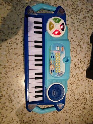 Piano / Organo de Lazy town