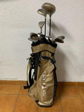 Palos de golf TOP FLITE para junior 14-16