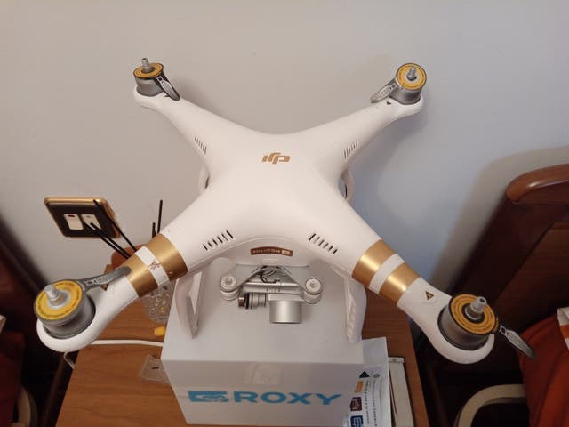 DRON DJI PHANTOM 3 SPECIAL EDITION