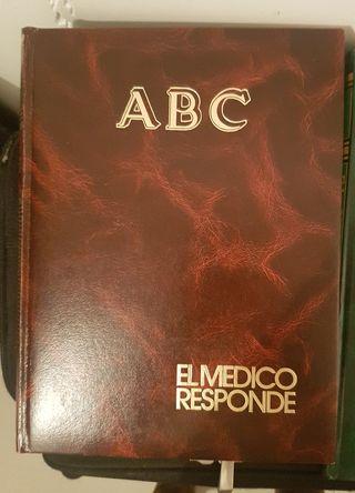 Libro medicina ABC EL MEDICO RESPONDE
