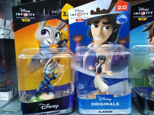 Disney Infinity Figuras 2