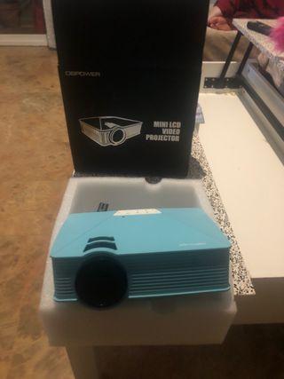 Mini Projector nuevo un día de uso