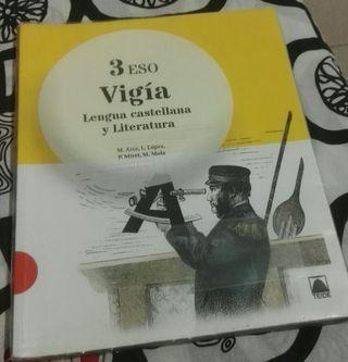 LIBRO LENGUA CASTELLANA Y LITERATURA , 3 ESO