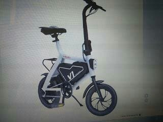 bicicleta electrica xiaomi v1