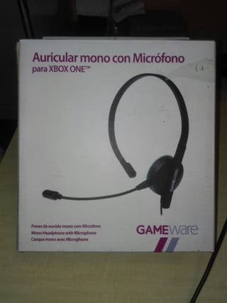 Auriculares Xbox one/Ps4